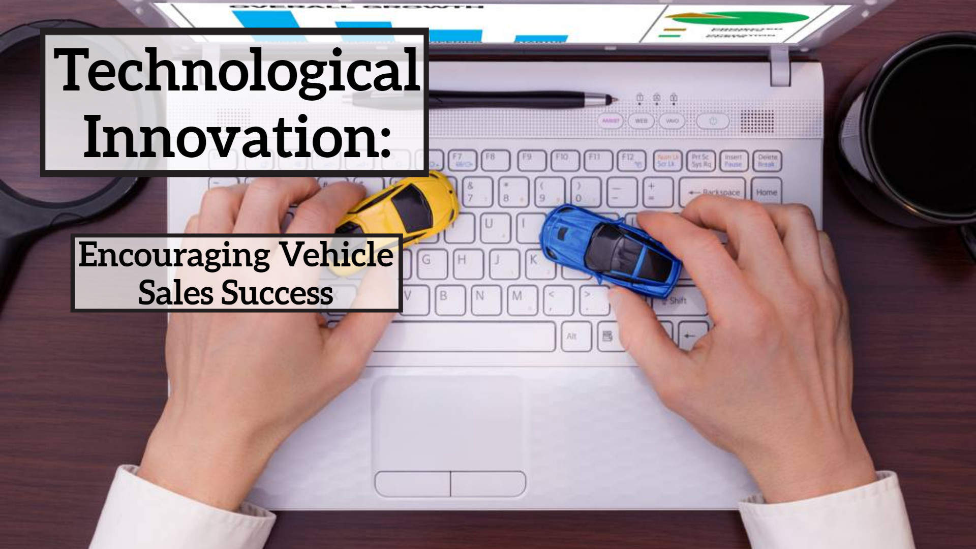 Technical innovation to encourage vehicle sales